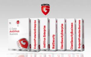 Les solutions de sécurité Business de GData s'enrichissent de plusieurs fonctions