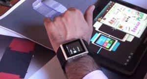 Trend micro critique la sécurité des montres intelligentes