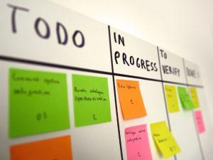 La gestion agile en entreprise
