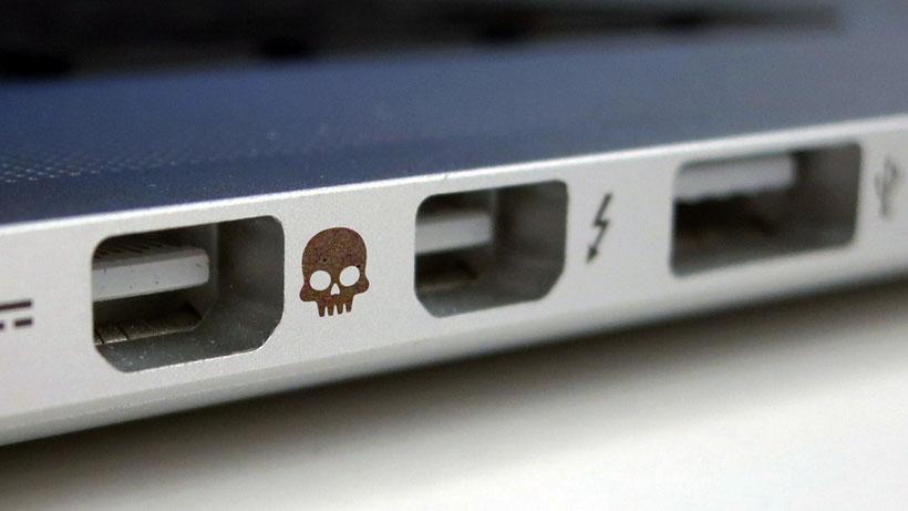 Un antivirus gratuit efficace contre Thunderstrike?