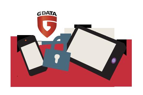 protection de votre smartphone avec gdata